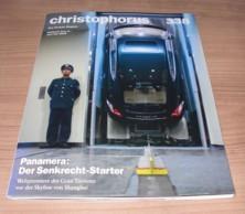 Christophorus, das Porsche Magazin Nr. 338
