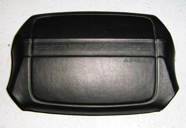 Fahrerairbag schwarz, passend für Porsche 964, neu