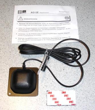 Becker-Trafficstar-Antenne, passend für Porsche 993, neu