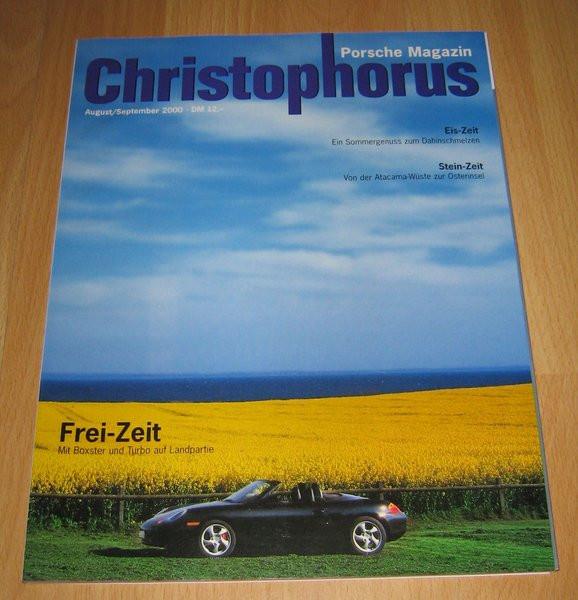 Christophorus, das Porsche-Magazin Nr. 285