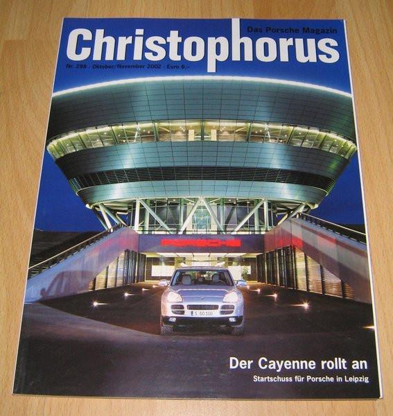 Christophorus, das Porsche-Magazin Nr. 298