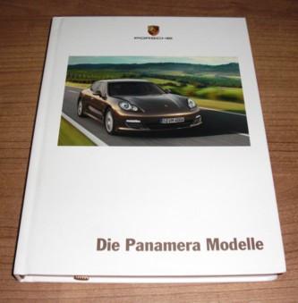 Panamera-Modelle, neu