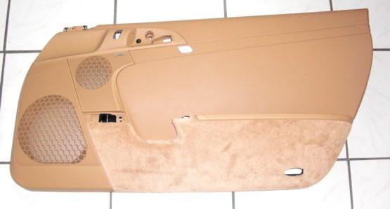 Leder-Türverkleidung, passend für Porsche Boxster 987, neu