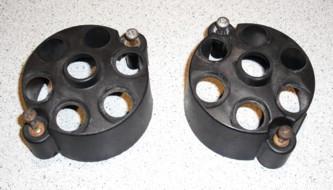 Abdeckungen für Verteilerkappe, passend für Porsche 993