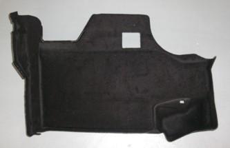 Kofferraum-Schottwandverkleidung, passend für Porsche 997