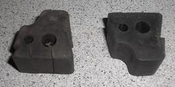 Gummis für Leitungsdurchführung, passend für Porsche 993
