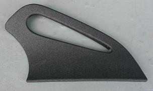 Rosette in C-Säule, passend für Porsche 996