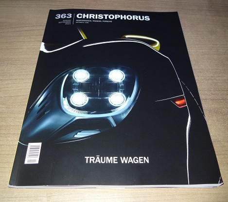 Christophorus, das Porsche Magazin Nr. 363