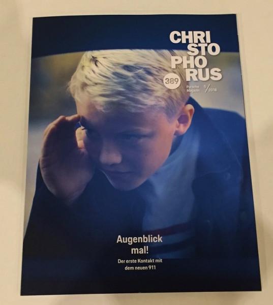 Christophorus, das Porsche-Magazin Nr. 389