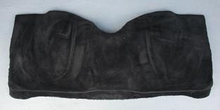 Teppichverkleidung schwarz, passend für Porsche Boxster 986