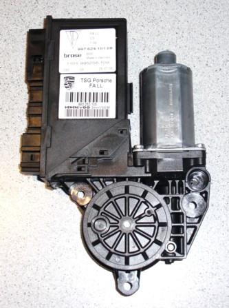 Elektromotor, passend für Porsche 997, neu