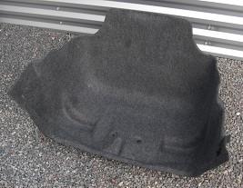 Kofferraumverkleidung, passend für Porsche 996 C2