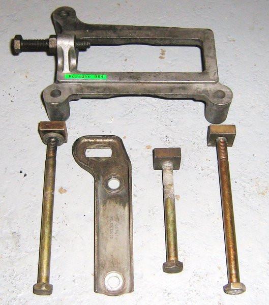 Befestigungskonsole für Klimakompressor, passend für 993