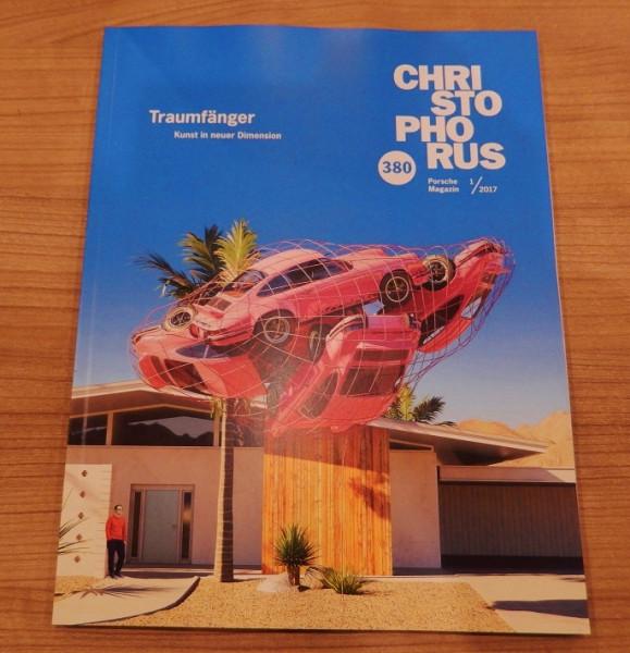 Christophorus, das Porsche-Magazin Nr. 380