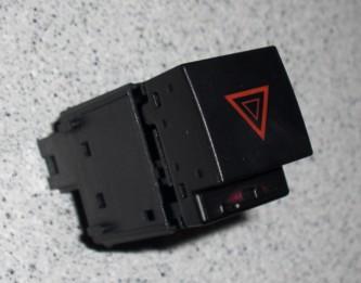 Warnblinkschalter, passend für Porsche 997, neuwertig