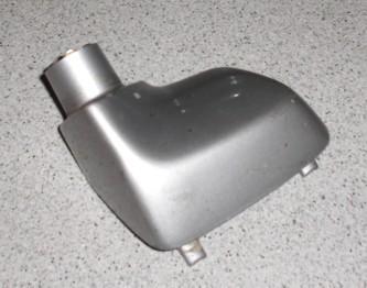 Außenspiegelsockel, passend für Porsche 928