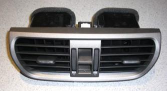 Mittelluftdüse, passend für Porsche 997, neu