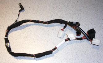 Kabelbaum für Mittelkonsole, passend für Porsche 997, neu