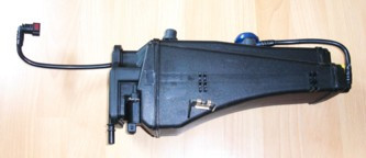 Aktivkohlebehälter, passend für Porsche 996, neu