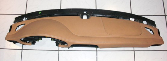 Leder-Armaturenbrett-Oberteil, passend für Porsche 997
