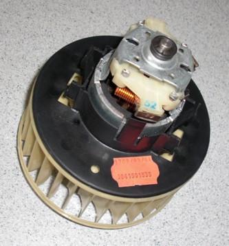 Heizungs-Lüftermotor vorn, passend für Porsche 964