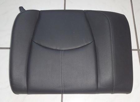 Leder-Rücksitzlehne, passend für Porsche 997