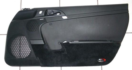 Leder-Türverkleidung, passend für Porsche 997