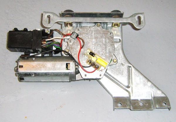 Motor für Heckscheibenwischer, passend für Porsche 964