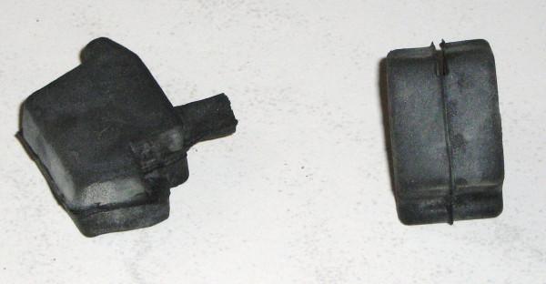 Gummistopfen für Kofferraumhaube, passend für Porsche 993