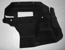 Kofferraumverkleidung/Schott, schwarz, passend für Porsche 997