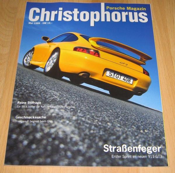Christophorus, das Porsche-Magazin Nr. 278