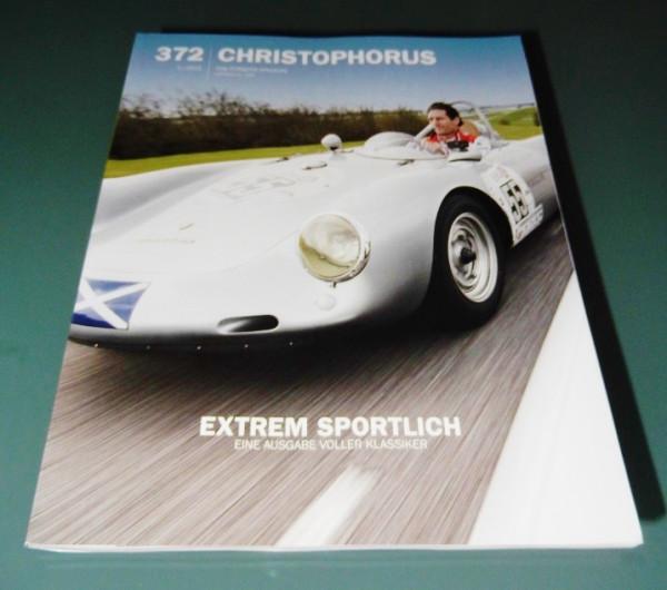 Christophorus, das Porsche-Magazin Nr. 372