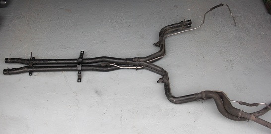 Kühlwasserrohre / Schläuche, passend für Porsche 996