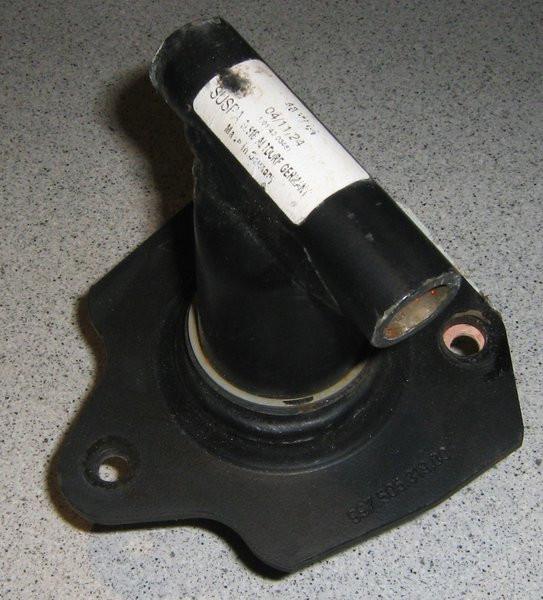 Stoßstangen-Prallrohr vorn, passend für Porsche 997