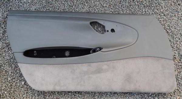 Türverkleidung grau, passend für Porsche Boxster 986