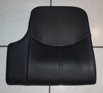 Leder-Rücksitzkissen, passend für Porsche 997