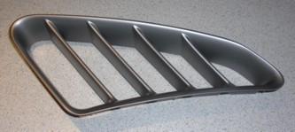Lufteinlassgitter, passend für Porsche Boxster 987, neu