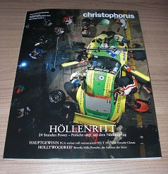 Christophorus, Das Porsche Magazin Nr. 351