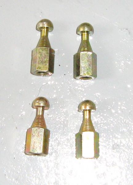Befestigungsschrauben für ABS-Steuergerät, passend für 993
