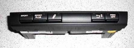 Kombischalter, passend für Porsche 997, neu