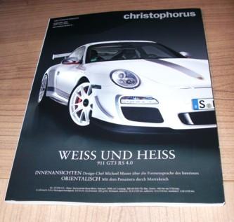 Christophorus, Das Porsche-Magazin Nr. 350