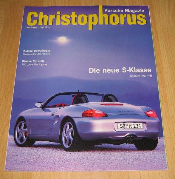 Christophorus, das Porsche-Magazin Nr. 279
