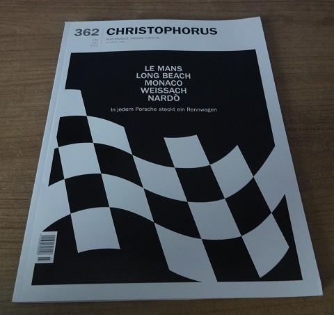 Christophorus, das Porsche-Magazin Nr. 362
