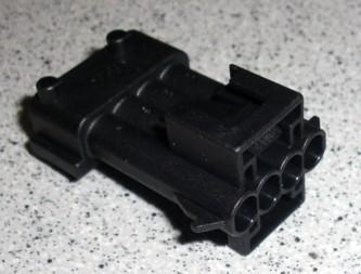 Porsche Boxster-Stiftgehäuse / Stecker, neu