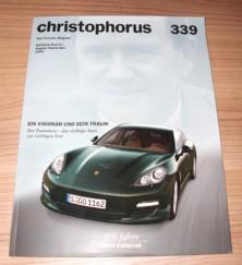 Christophorus, das Porsche Magazin Nr. 339