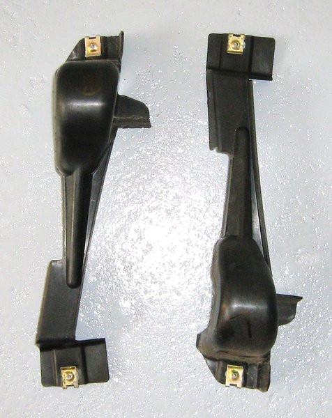 Schutzabdeckung für Türschließmechanik, passend für 964