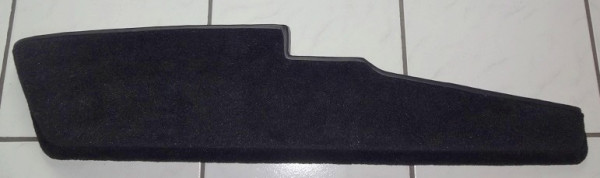 Türtasche schwarz, passend für Porsche 911