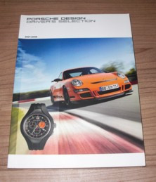 Design / Driver`s Selection, originale Porsche-Ausgabe