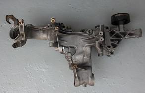 Konsole für Klimakompressor, passend für Porsche 996