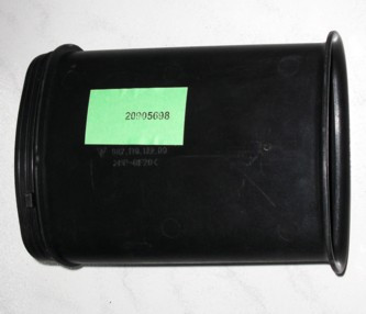 Ansaugstutzen, passend für Porsche Boxster 987, neu